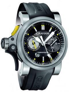 Graham Chronofighter RAC Trigger TRAS Watch