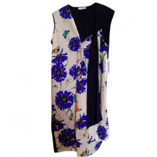 Vionnet Floral Patterned Dress