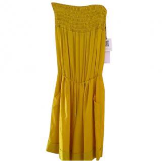Red Valentino Yellow Jumpsuit