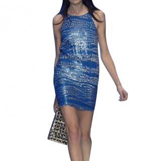 Salvatore Ferragamo Runway Couture Evening Dress