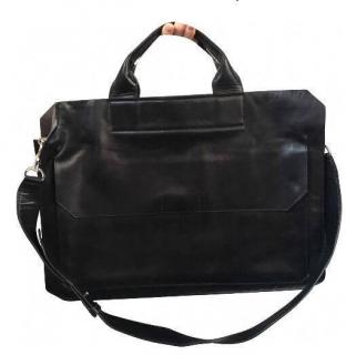 Alexander Wang leather briefcase