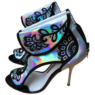 Sophia Webster Iridescent Sandals