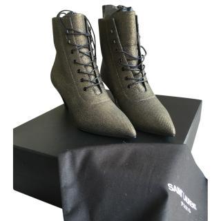 Saint Laurent Cat Boots