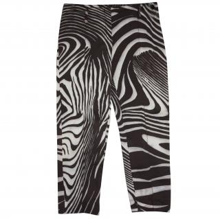 Joseph Zebra Leggings XS