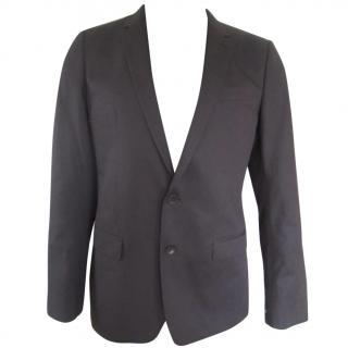 Dolce & Gabbana Brown Blazer Jacket