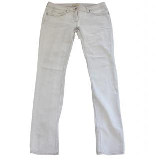 Burberry Brit Light Grey Jeans