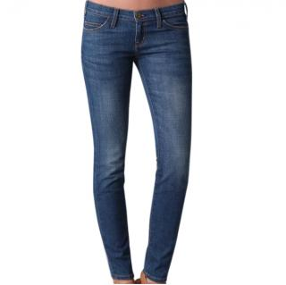 Current Elliott The Ankle Skinny Jeans
