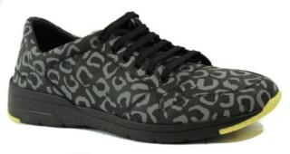 Gucci Reflex leopard sneakers