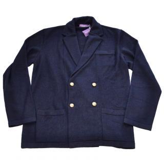 Ralph Lauren Purple Label cashmere blazer
