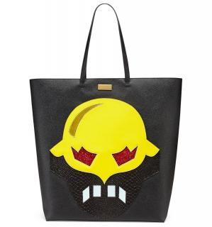 Stella McCartney superheroes Tote bag