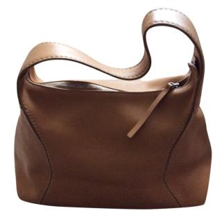 Tod's Beige Leather Bag