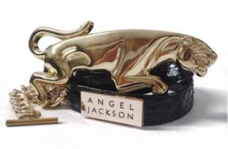 Angel Jackson Snake Effect Belt