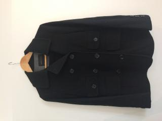 BCBGMAXAZRIA Double Breasted Coat