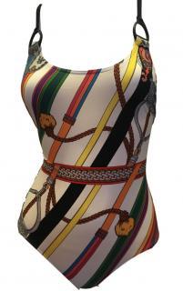 Hermes Multicoloured Swim Suit