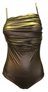 Chanel Metallic Swimsuit