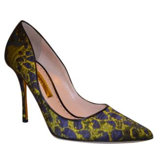 Rupert Sanderson Multicoloured Ariel Pumps