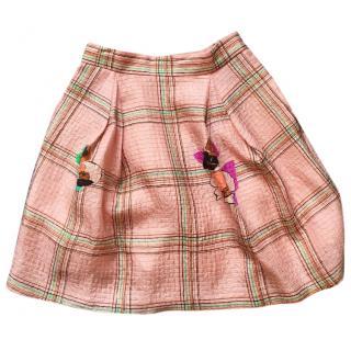 Roksanda Ilincic Peach skirt M