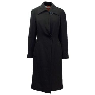 Vivienne Westwood Red Label Dark Navy Coat