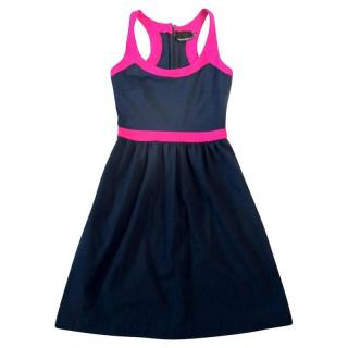 Cynthia Rowley Colour Block Dress