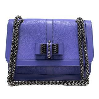 Christian Louboutin Blue Shoulder Bag