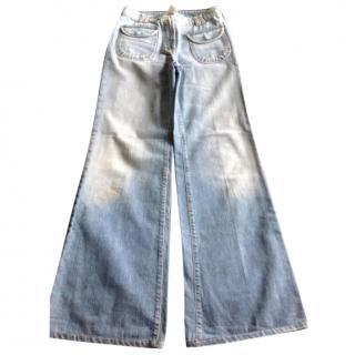 Chloe flared jeans