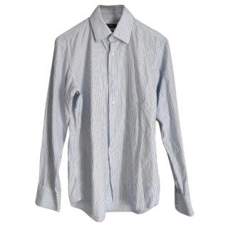 Hugo Boss Mens Striped Shirt