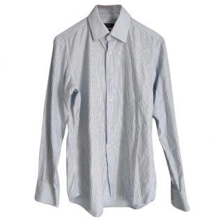 Hugo Boss Mens Striped Shirt