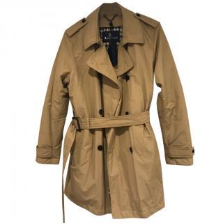 Aquascutum Beige Mac Coat
