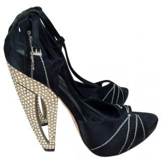 Dior Swarovski Collectors Heels