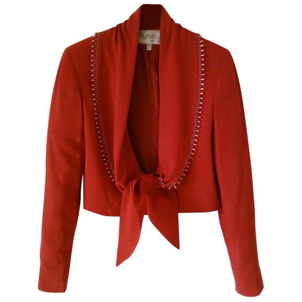 Byblos Red Jacket