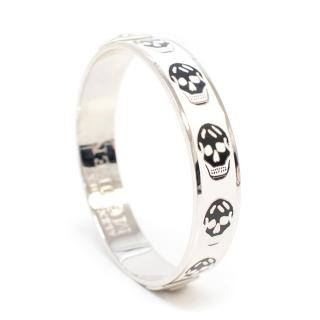 Alexander McQueen Skull Bangle