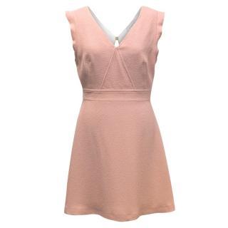 Sandro Pink Mini Dress