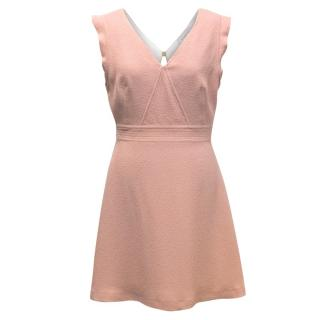 Sandro Pink Mini Dress