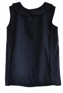 Marni black cotton top