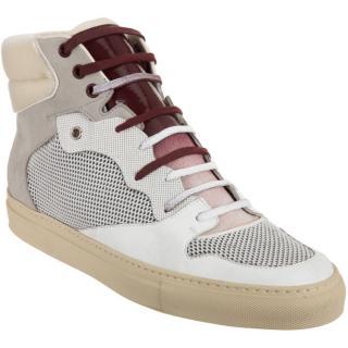 Balenciaga Mens High Top Sneakers