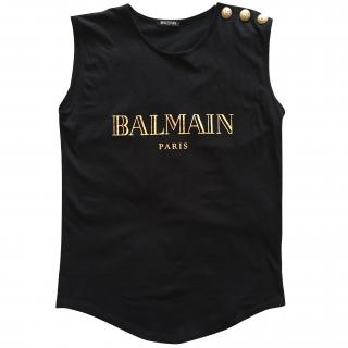 Balmain Black Top