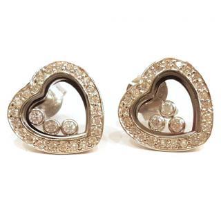 Sterling Silver Window Earrings