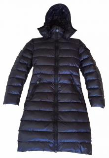 MONCLER MOKA Navy Coat SIZE 0 OR XS