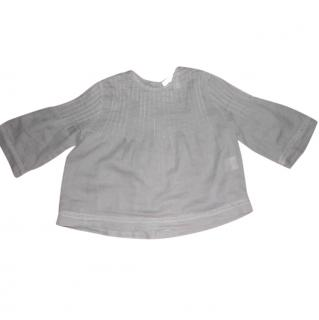 Marie Chantal Girls Grey Top