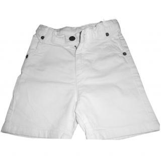 C de C White Shorts