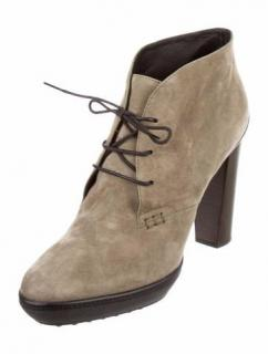 Tods lace up Shoe Boots