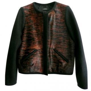 Isabel Marant Pony Skin Jacket