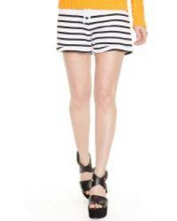Ralph Lauren Striped French Terry Shorts