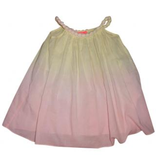 Sunna girl's beach dress