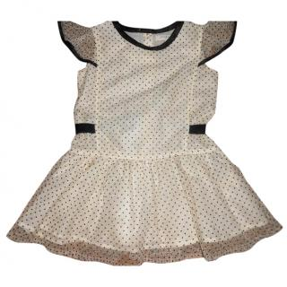 Caramel Girls Dress