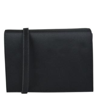 Victoria Beckham Satin star Cross Body Bag