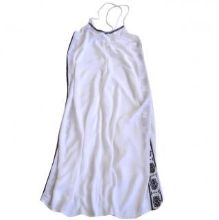 Joe's white summer dress