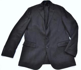 Polo Ralph Lauren black linen jacket