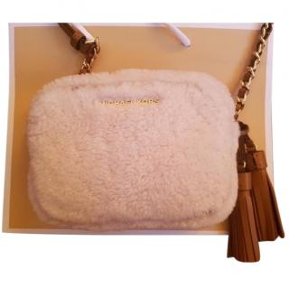 Michael Kors Shoulder Bag with Lamb
