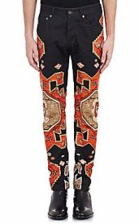 Givenchy Persian Print Jeans